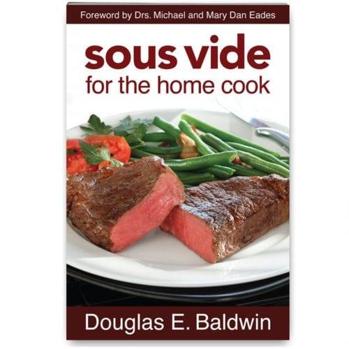 ספר בסיס בישול בוואקום FOR THE HOME COOK BOOK