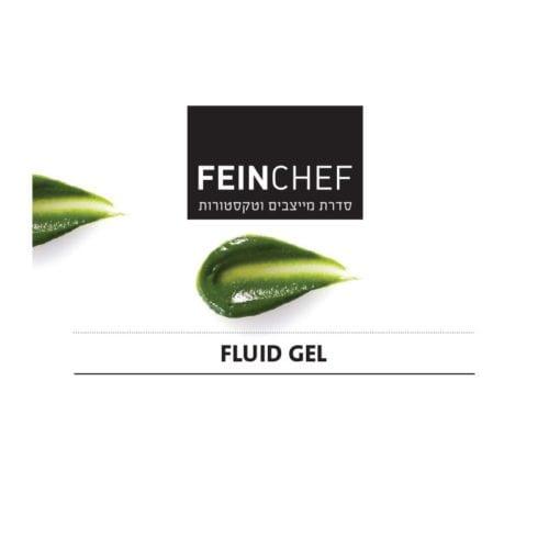 Fluid Gel – FeinChef®