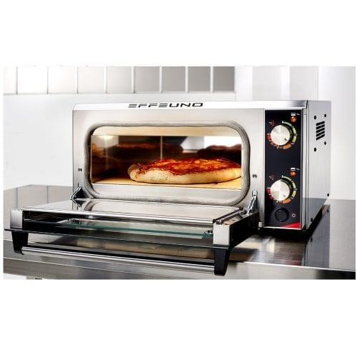 """EFFEUNO P134H תנור פיצה מקצועי לפיצה בקוטר 34 ס""""מ"""