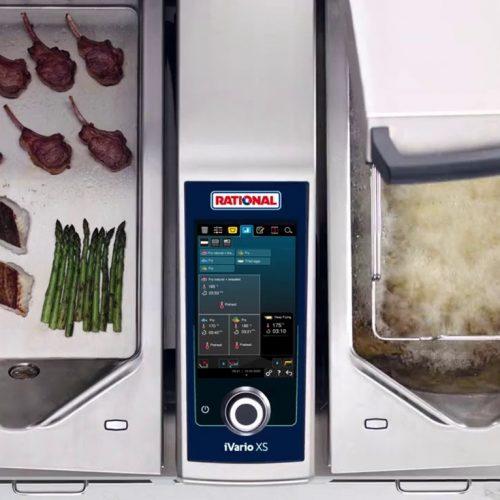 מערכת בישול iVario 2-XS